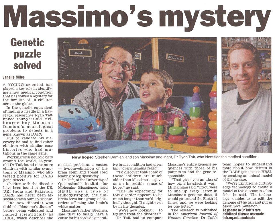 20130504 Massimo's Mystery